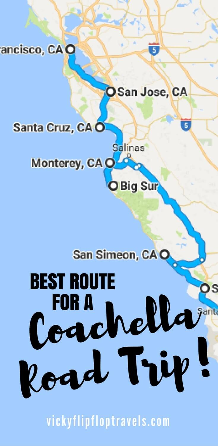 Coachella road trip