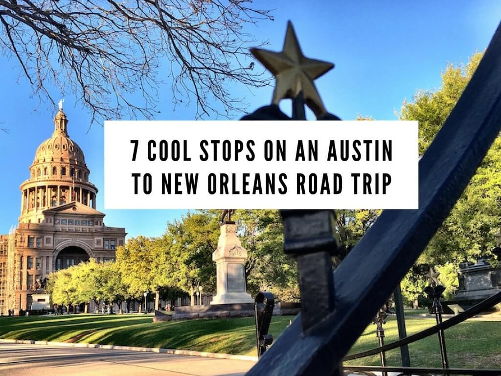 austin to new orleans