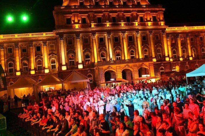 Budapest summer festival
