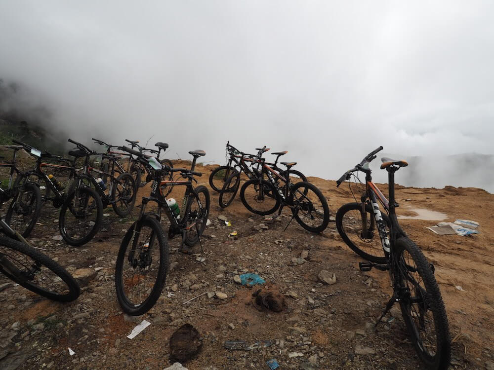 Cycling the Hai Van Pass