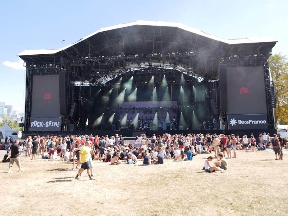 Rock en Seine Festival Guide
