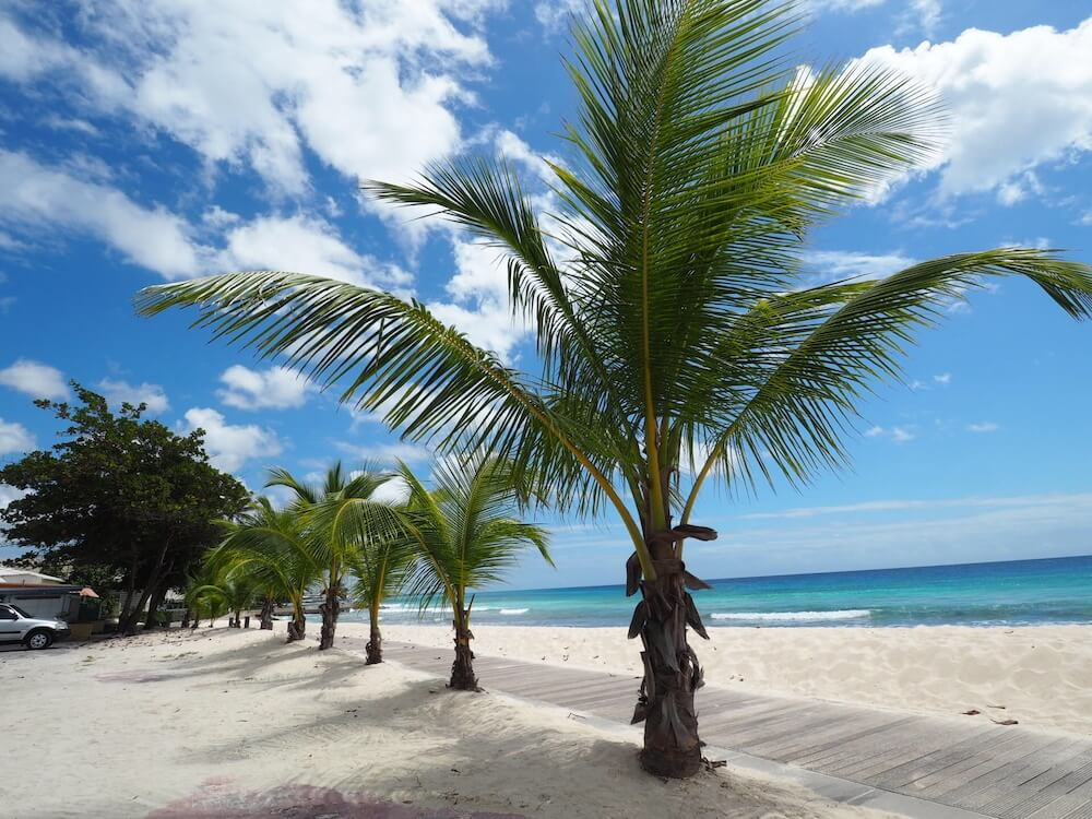Week holiday in Barbados