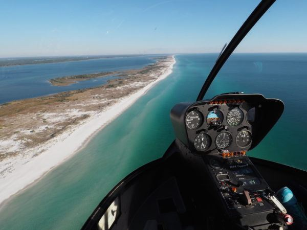 Panama City Beach helicopter