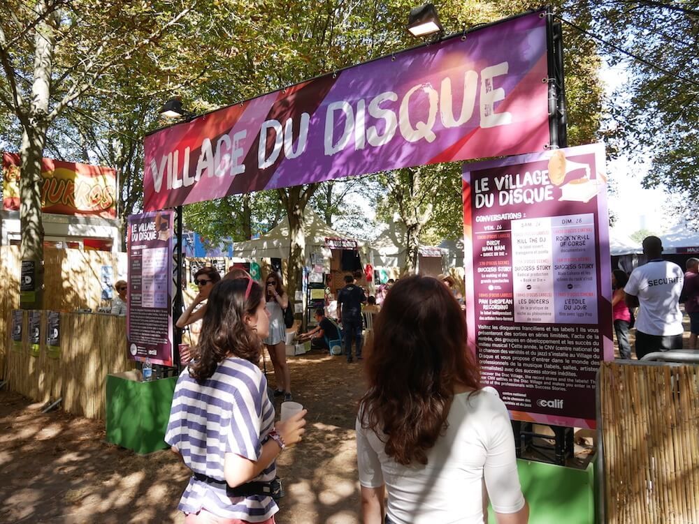 Things to do at Rock en Seine Festival