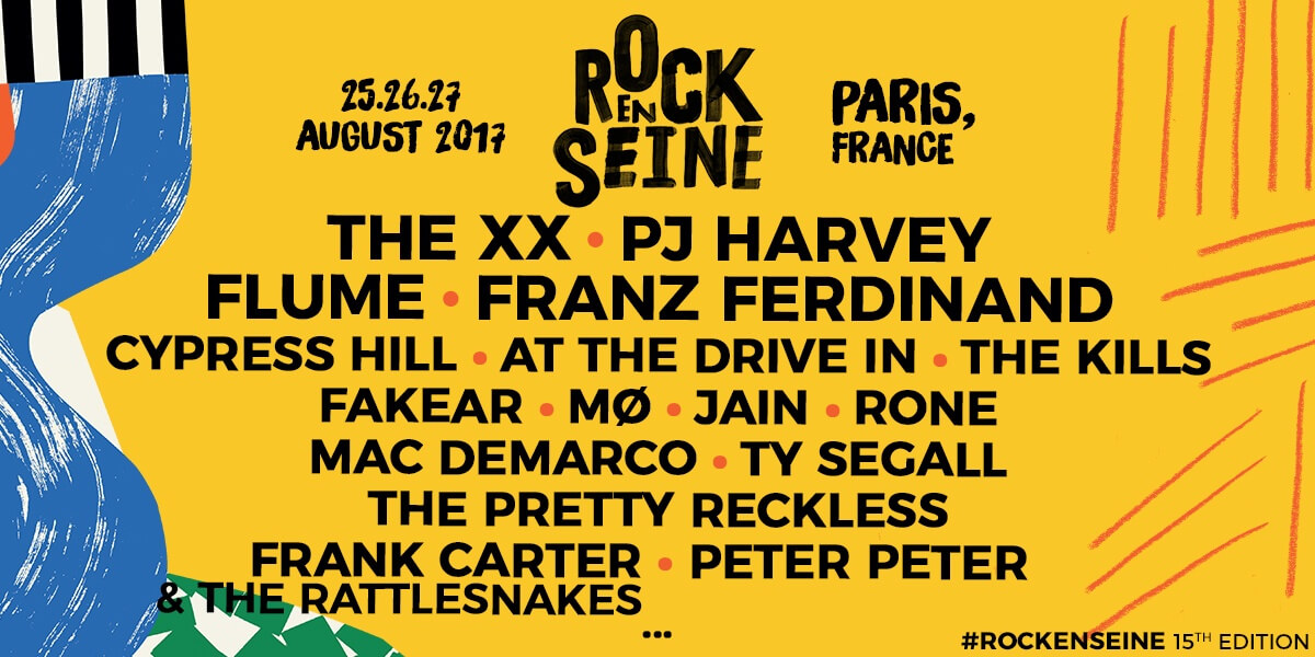Guide to Rock en Seine Festival