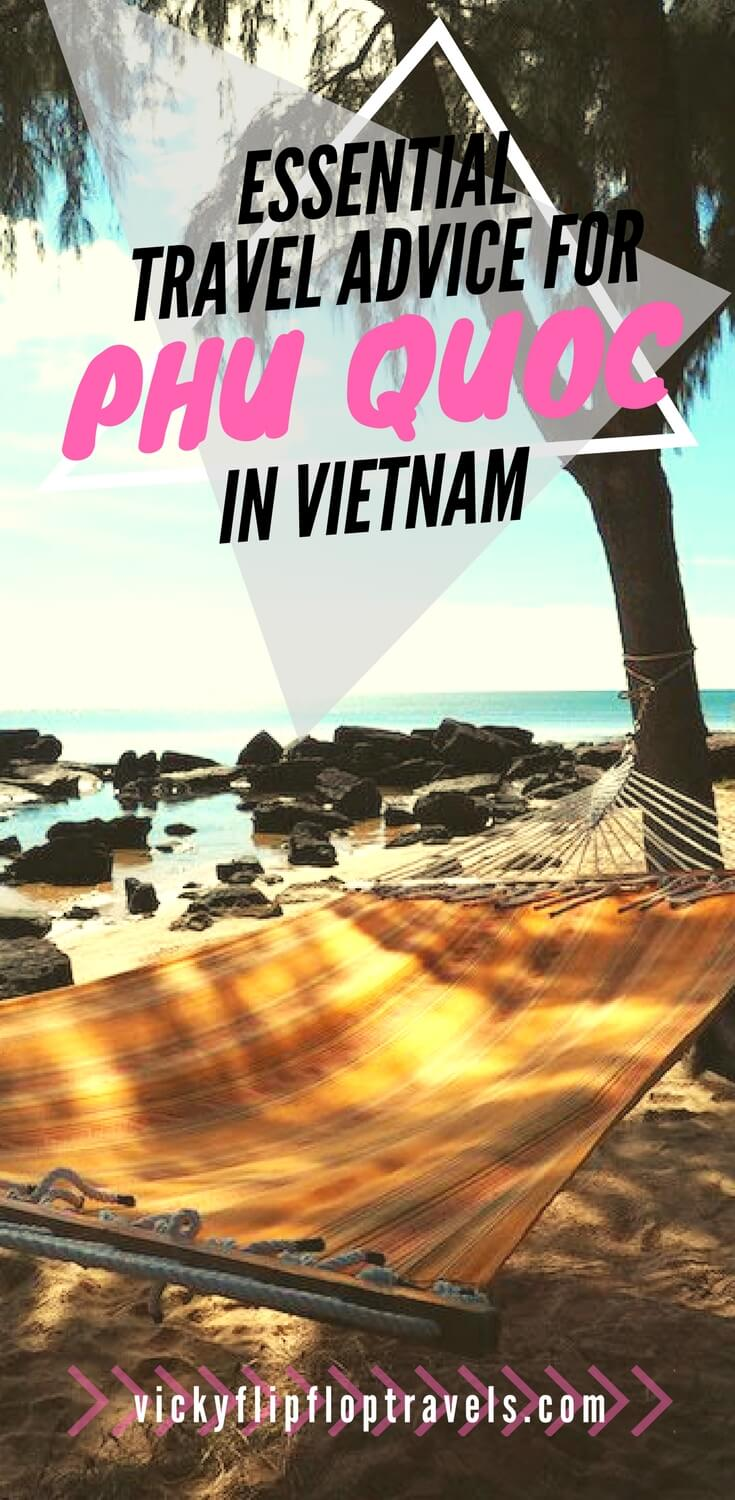 Advice for travelling in Phu Quoc
