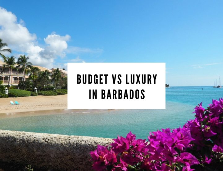 Budget vs Luxury in Barbados