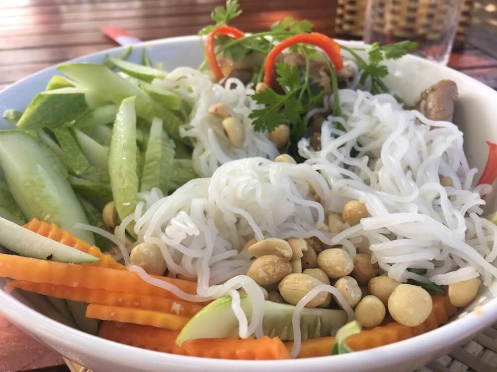 Cost of Lunch Vietnam