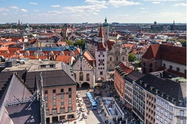 Best Cities to Live in Europe as a Young Professional