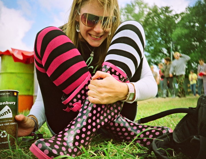 Footwear for Glastonbury: Wellies, Hiking Boots... or Other?