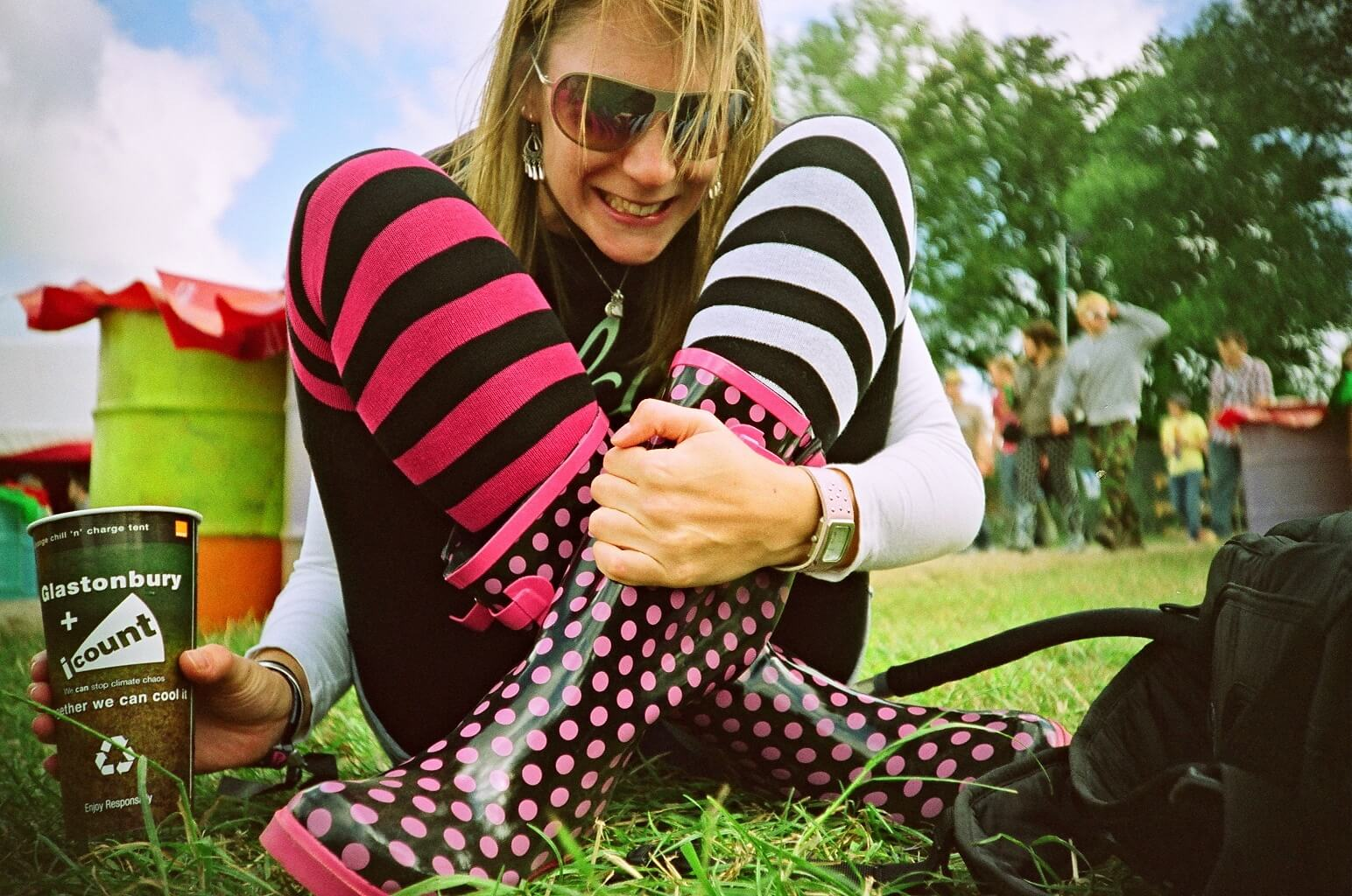 Glastonbury footwear