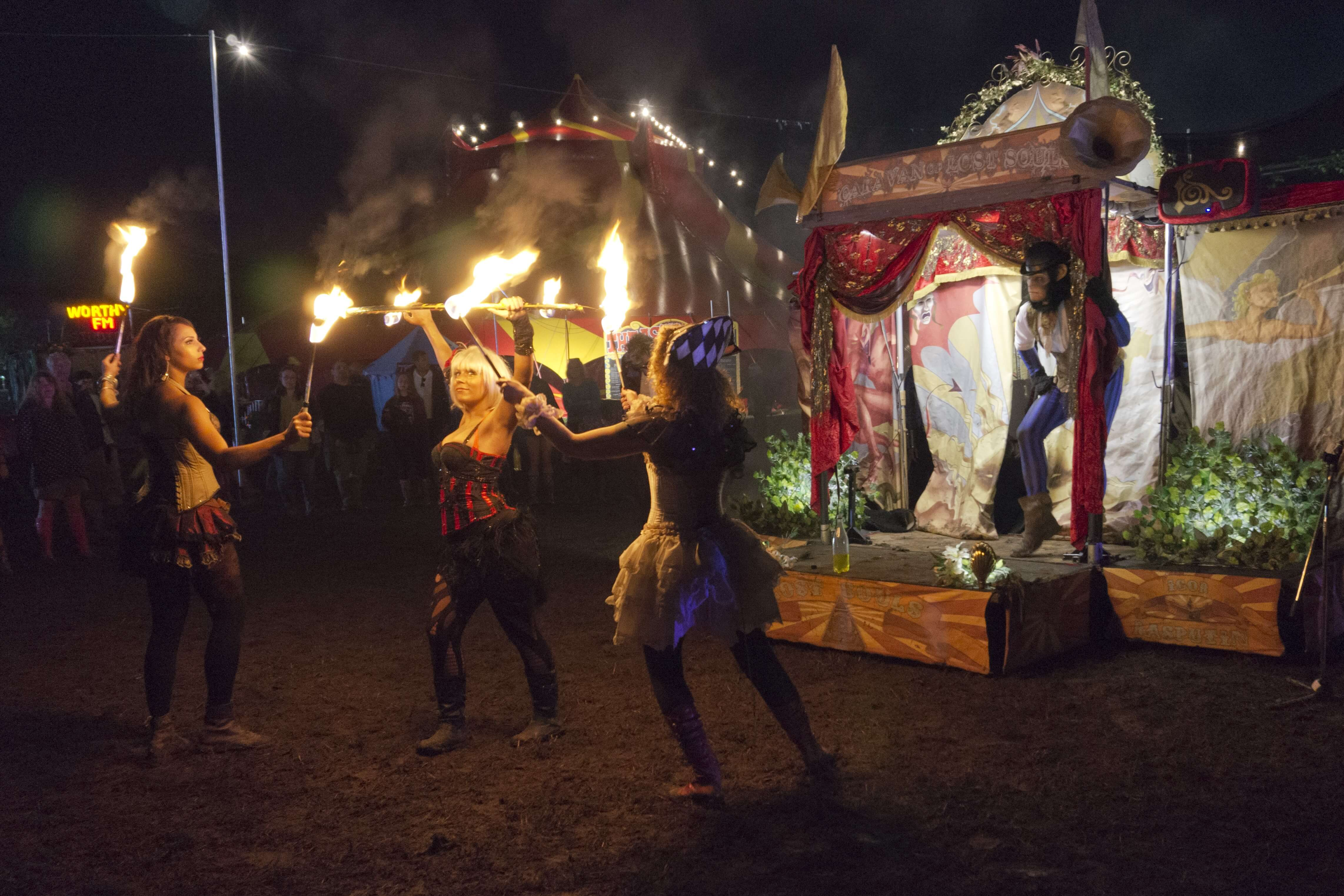 Questions about Glastonbury