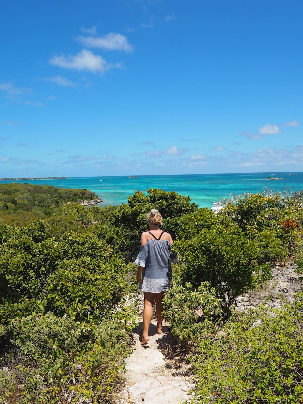 Packing list for a beach holiday