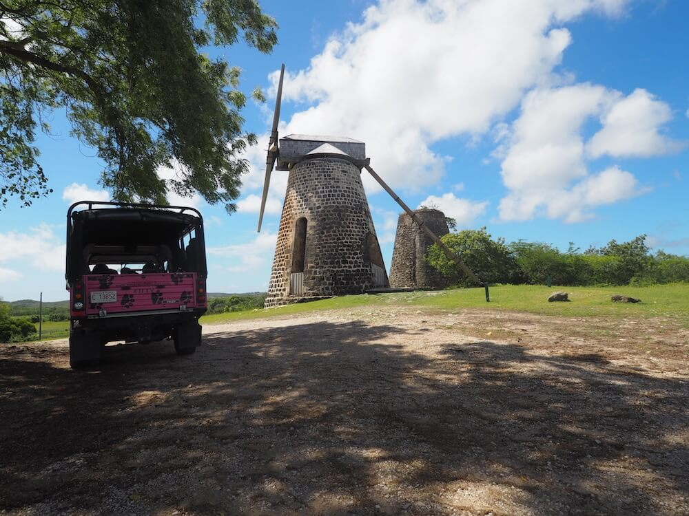 Pink Panther Safari Tour Antigua