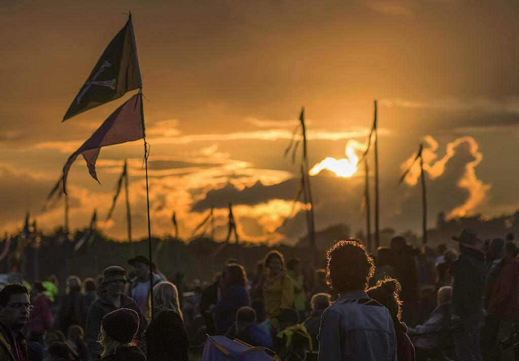 Packing Tips for Glastonbury