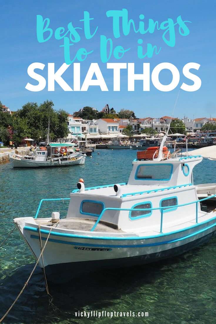 Best things to do in Skiathos