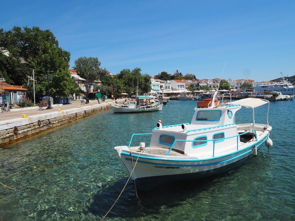 guide to things to do in skiathos
