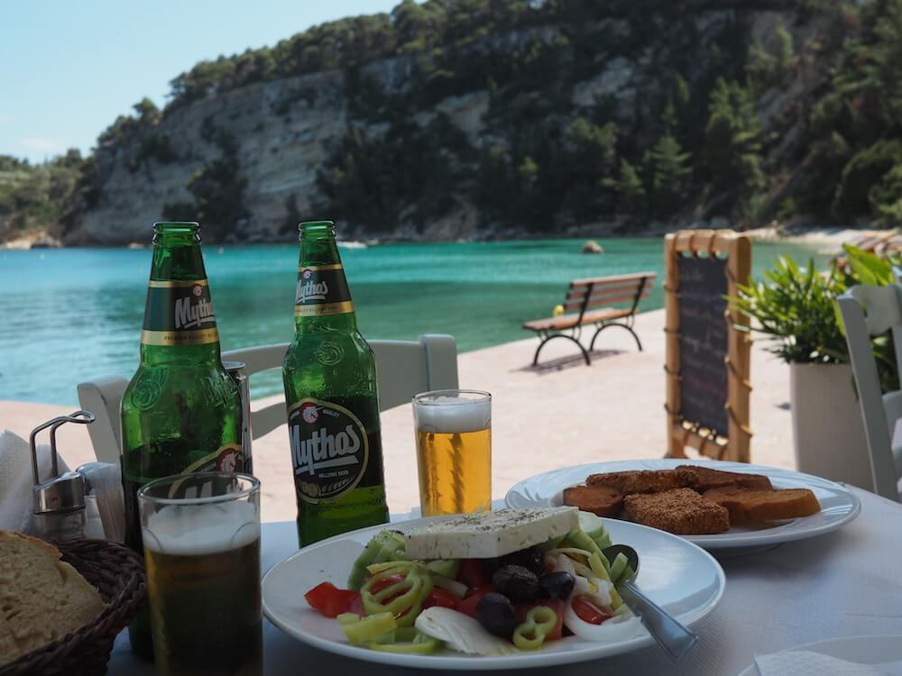 Food in Greece