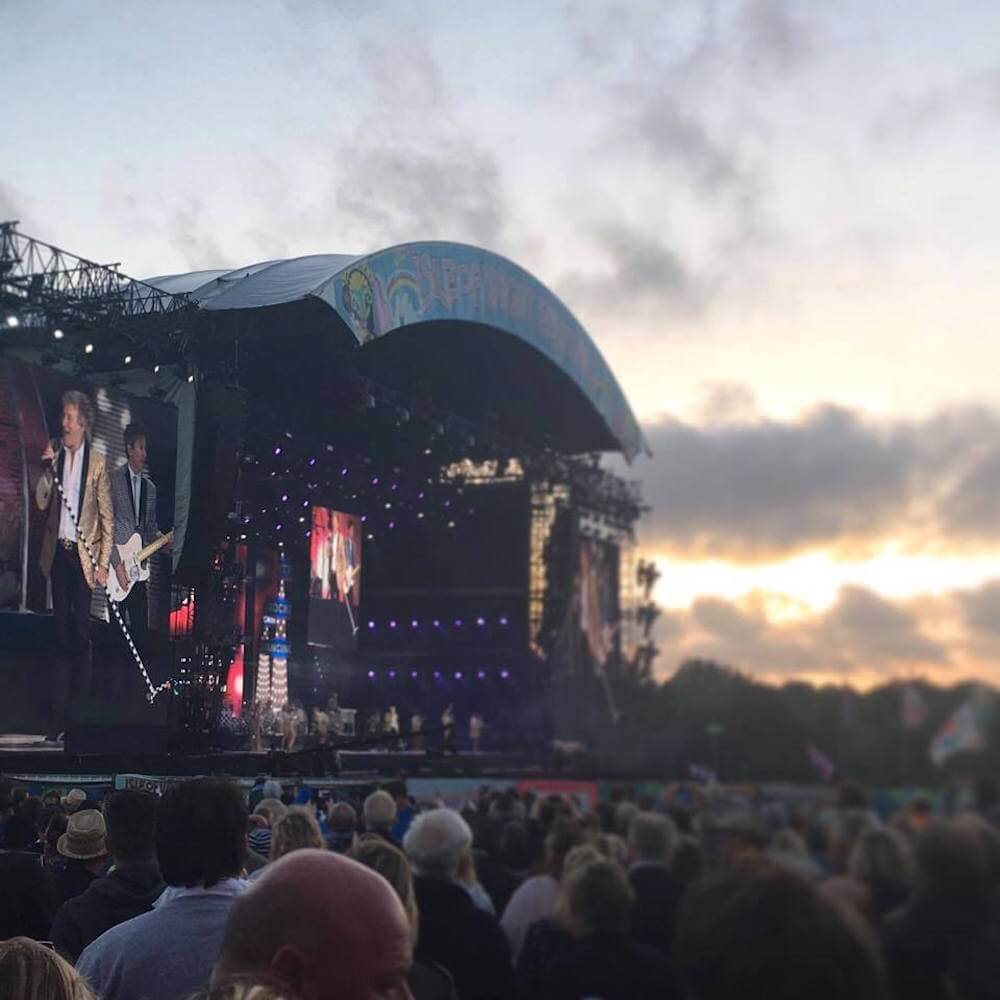 Isle of Wight Festival Experience