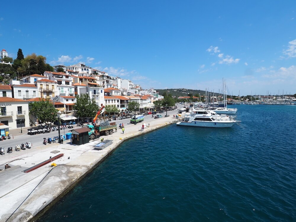 Things to do Skiathos