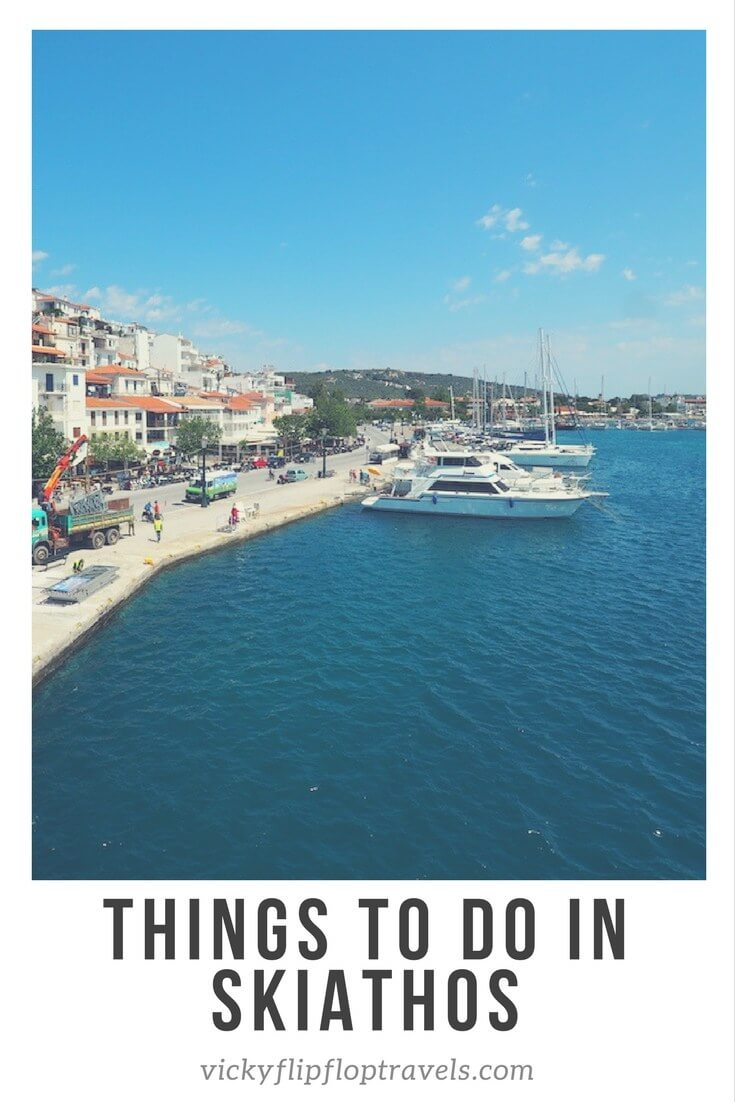 What to do in Skiathos
