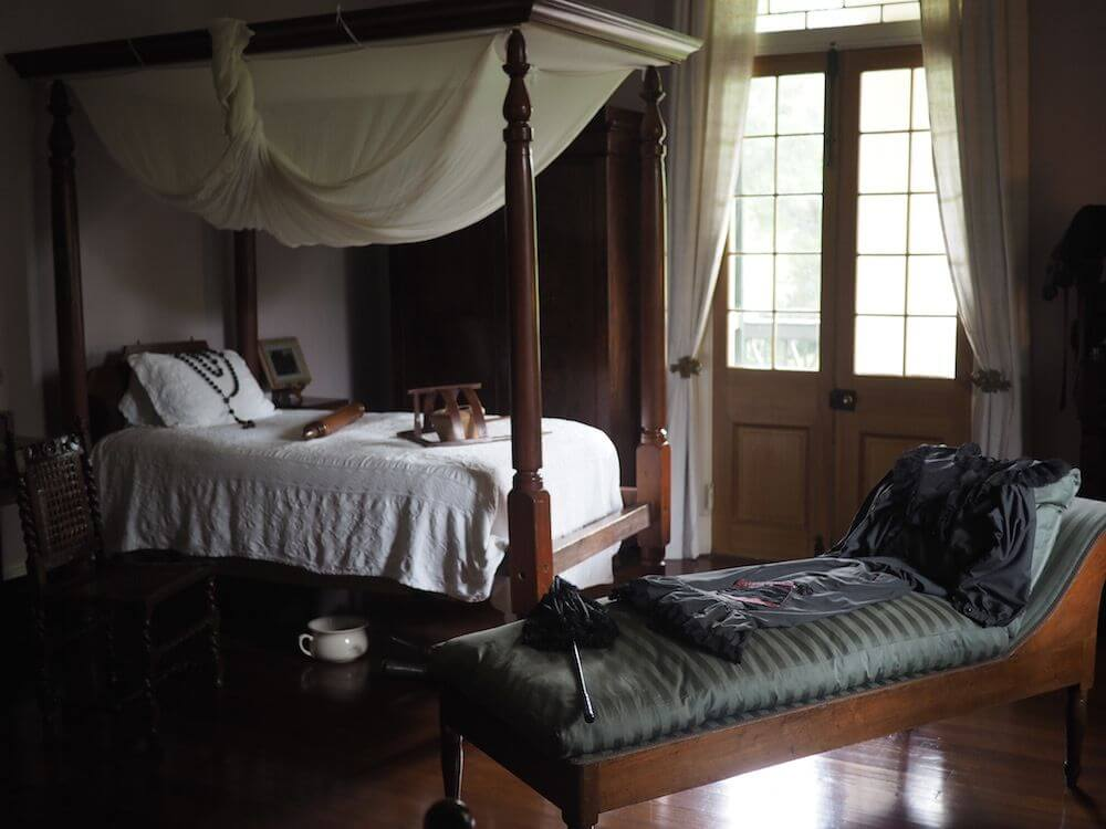Bedroom Oak Alley Plantation
