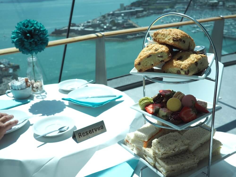 Spinnaker Tower High Tea