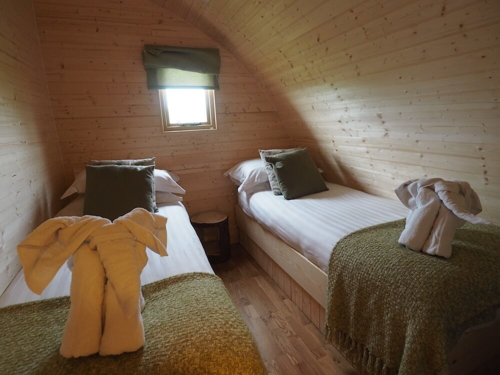 Toms Eco Lodge Isle of Wight