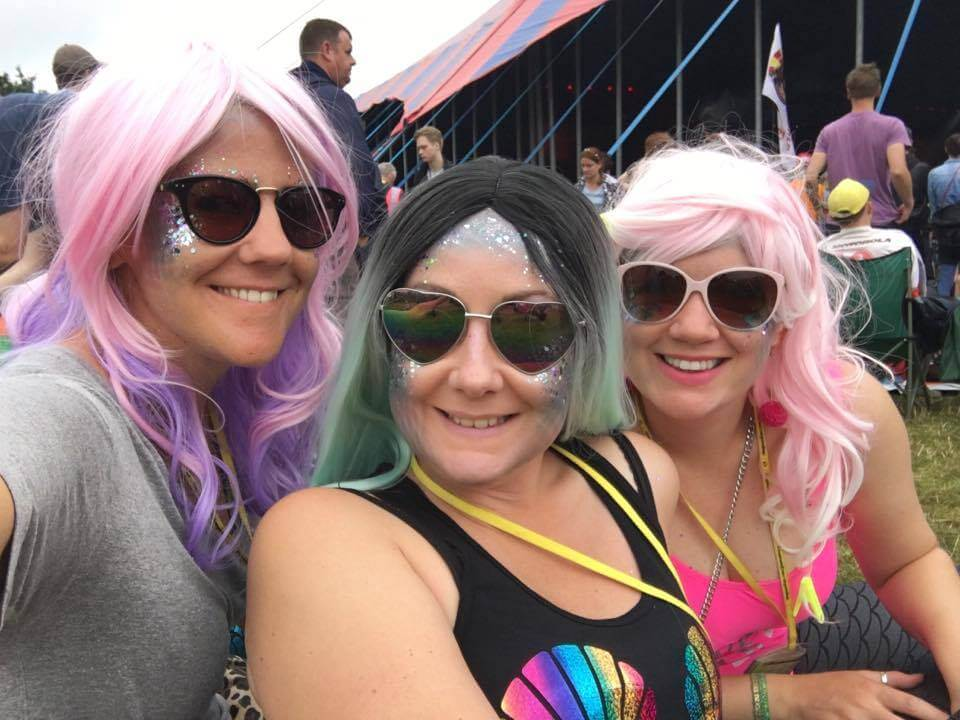 Life as a glastonbury mermaid