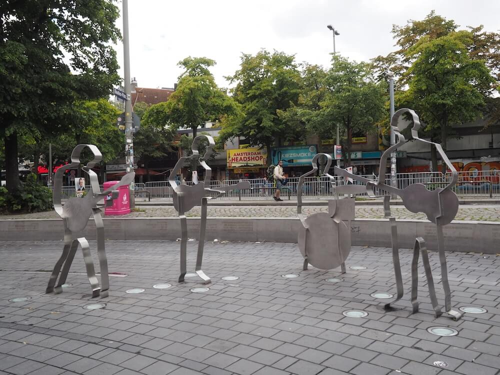 Hamburg Beatles Platz
