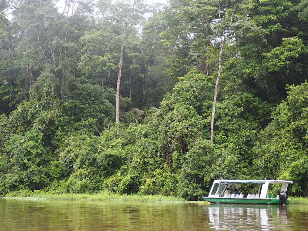 costa rica canal tour