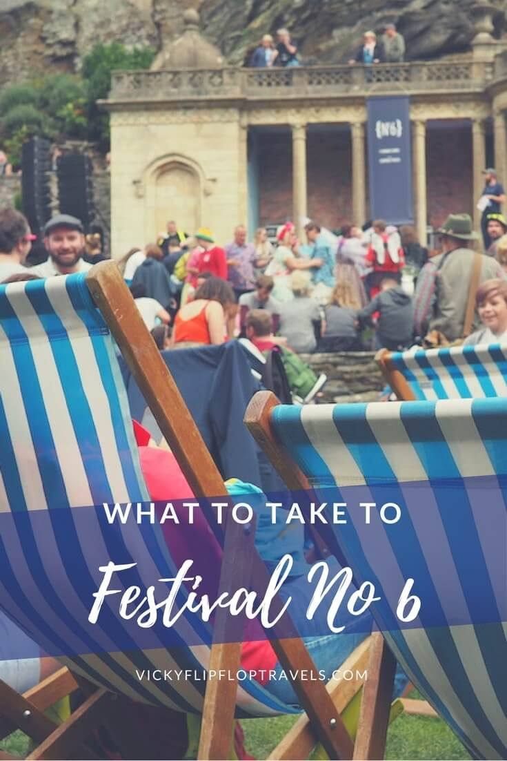 What to take to Festival No 6