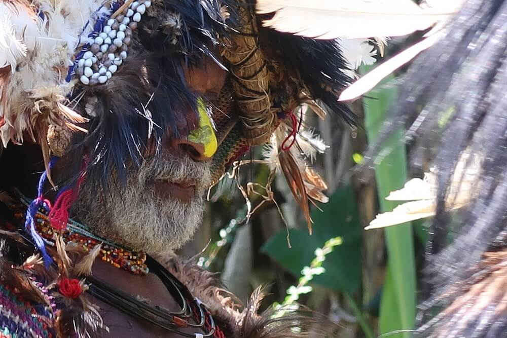 What was Papua New Guinea Like?