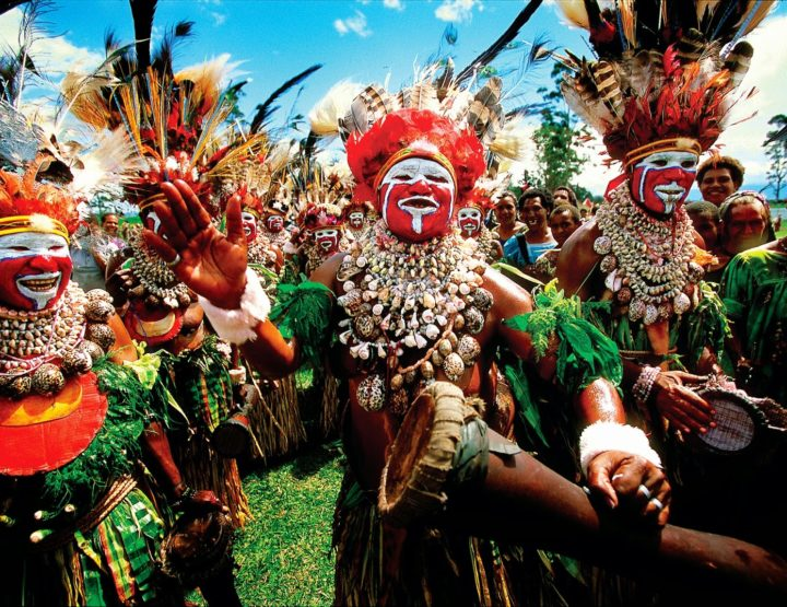 NEXT TRIP: Papua New Guinea!