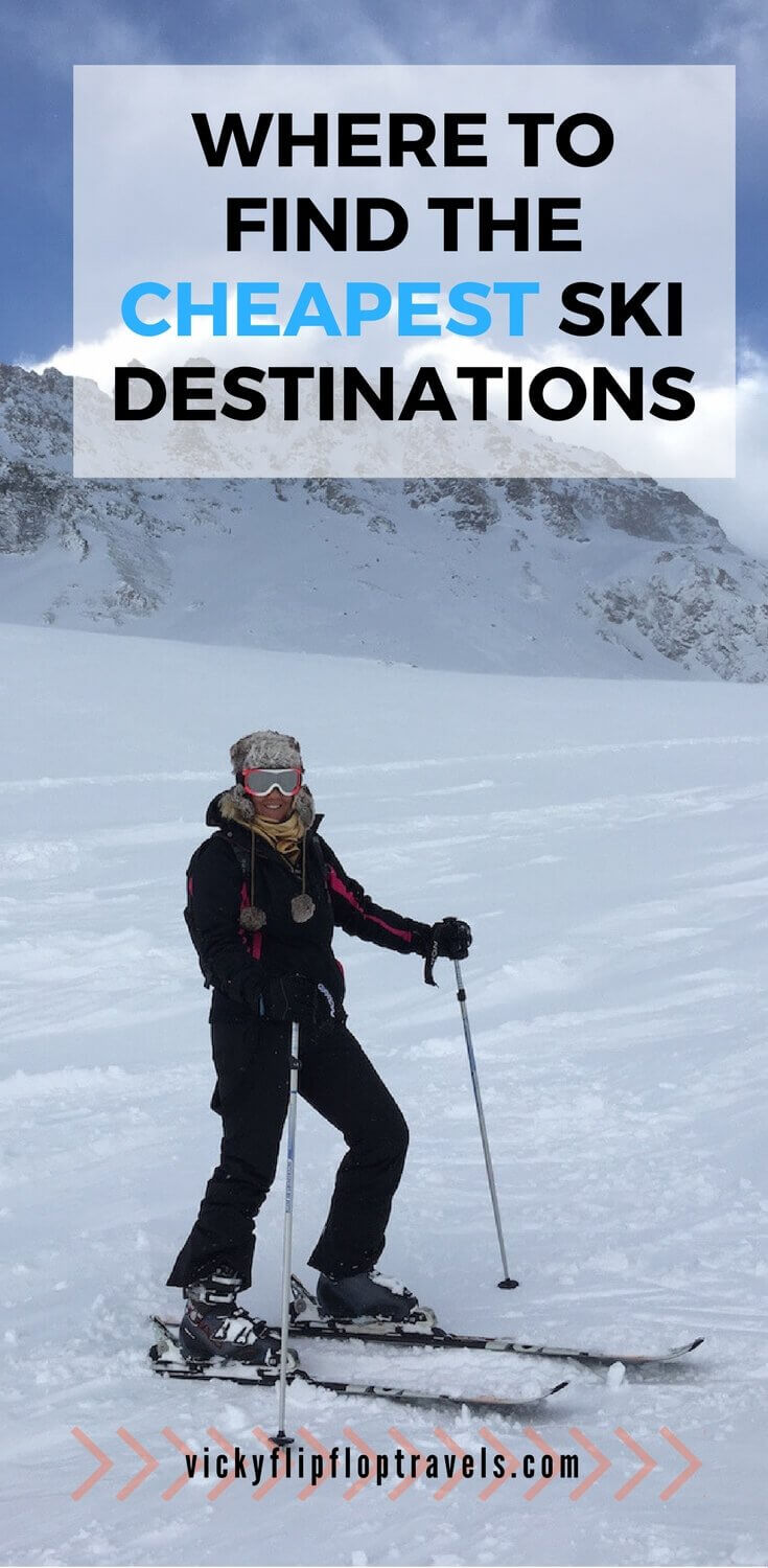 Cheap ski destinations