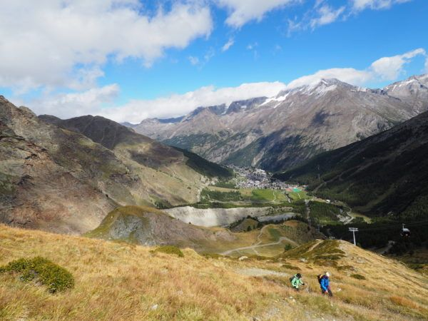 Summer in Saas Fee