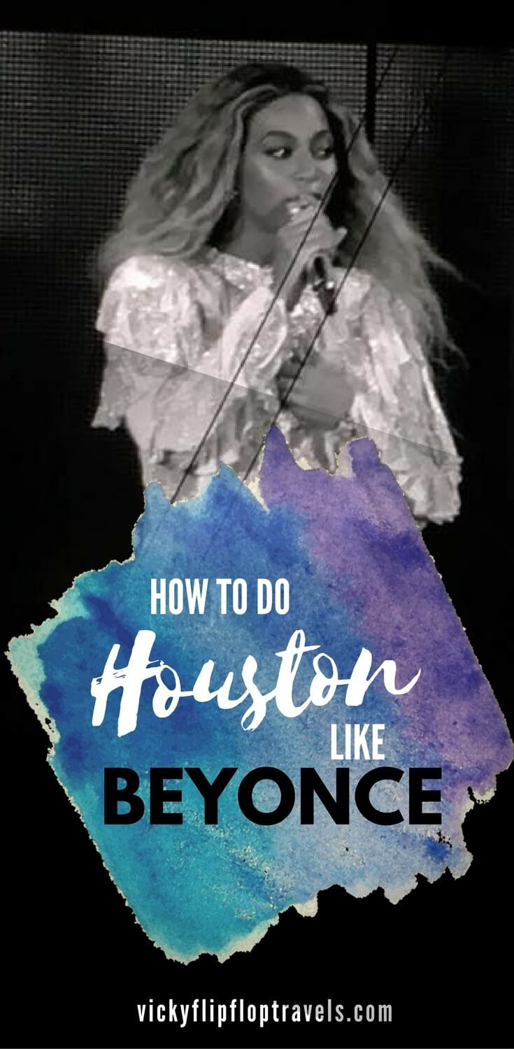 Do Houston Like Beyonce