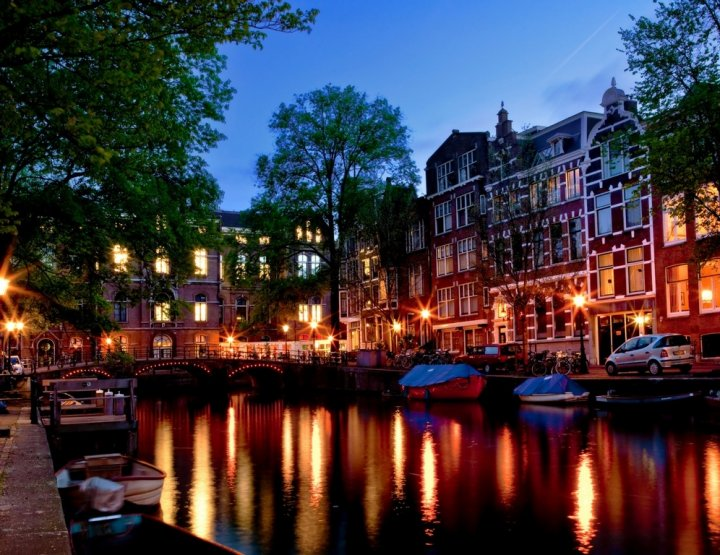 Fun Things to Do in Amsterdam at Night