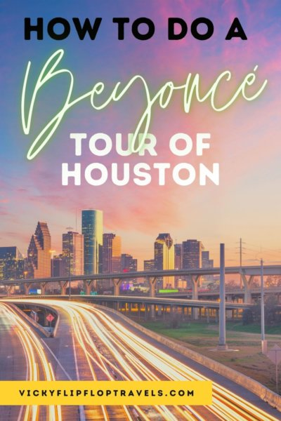 beyonce in houston