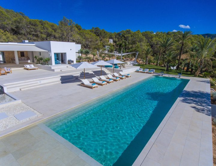 Dream Villa Rentals in Ibiza