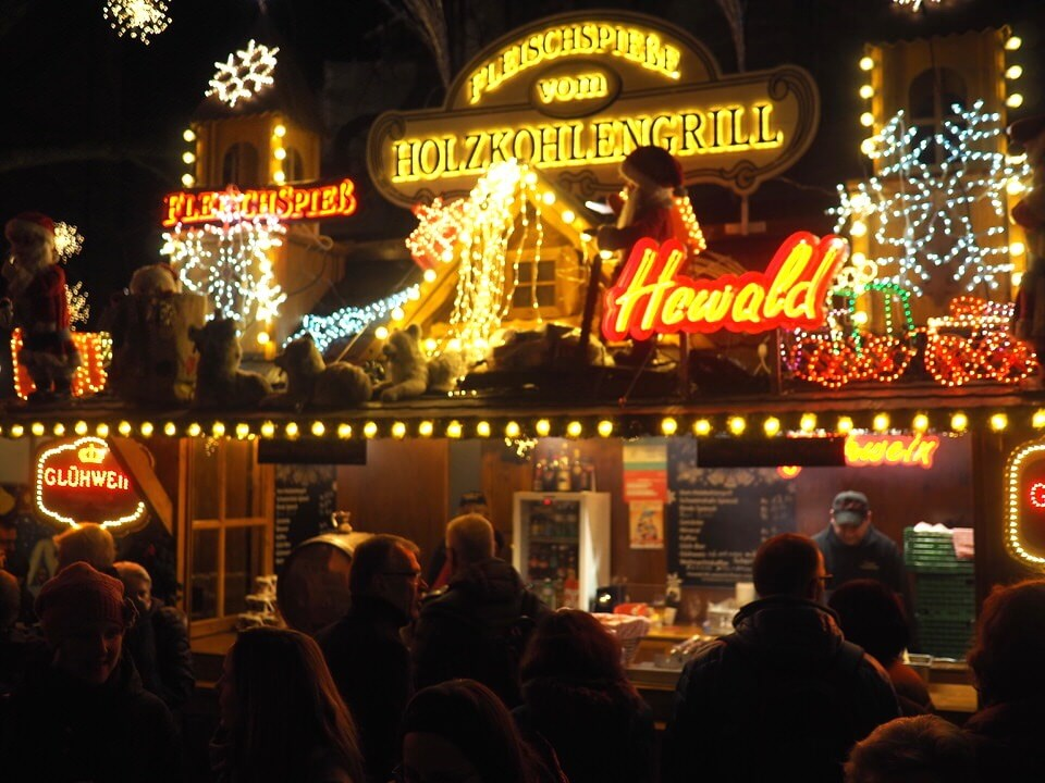 What to see at Basel Christmas Market