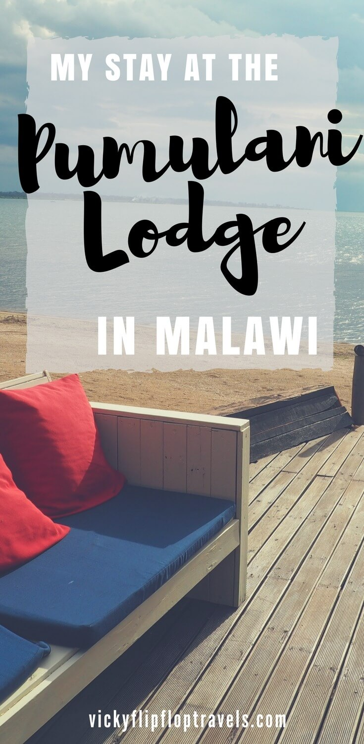 Lake Malawi Pumulani Lodge