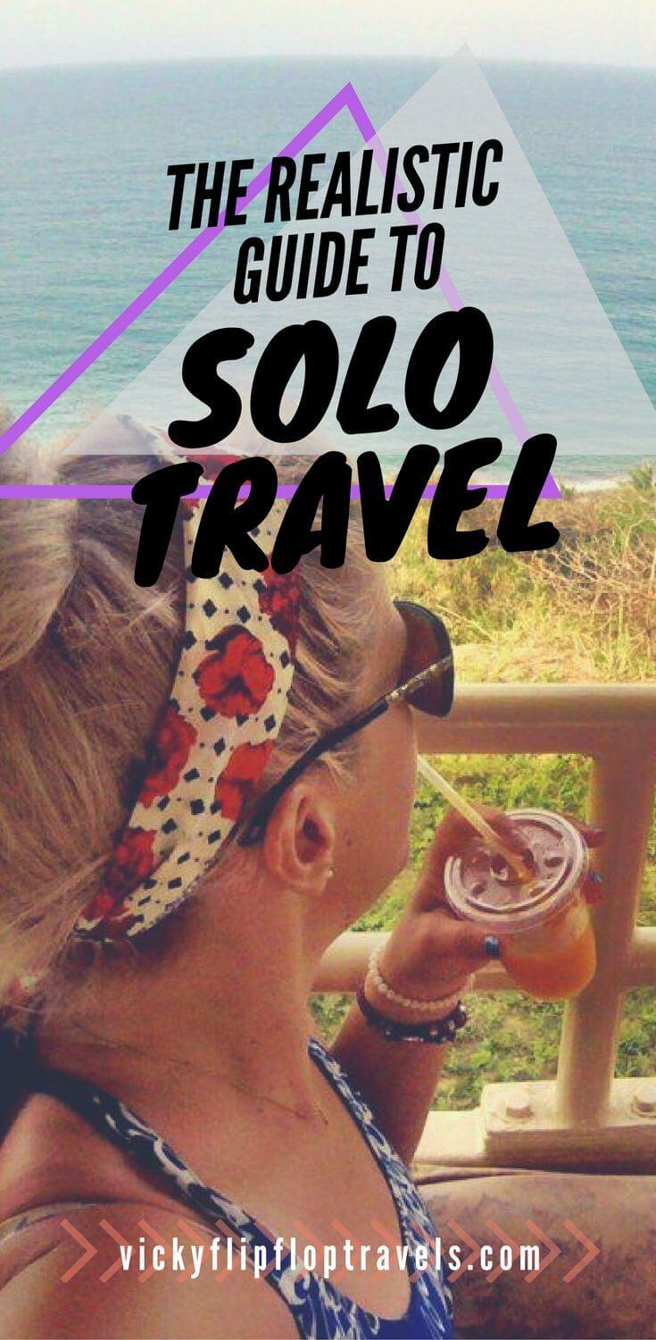 Solo Traveller's Guide