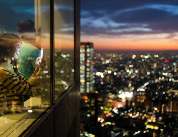 What it's Like to Stay at a Capsule Hotel in Tokyo