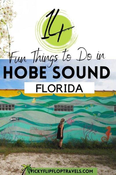 what to do Hobe Sound
