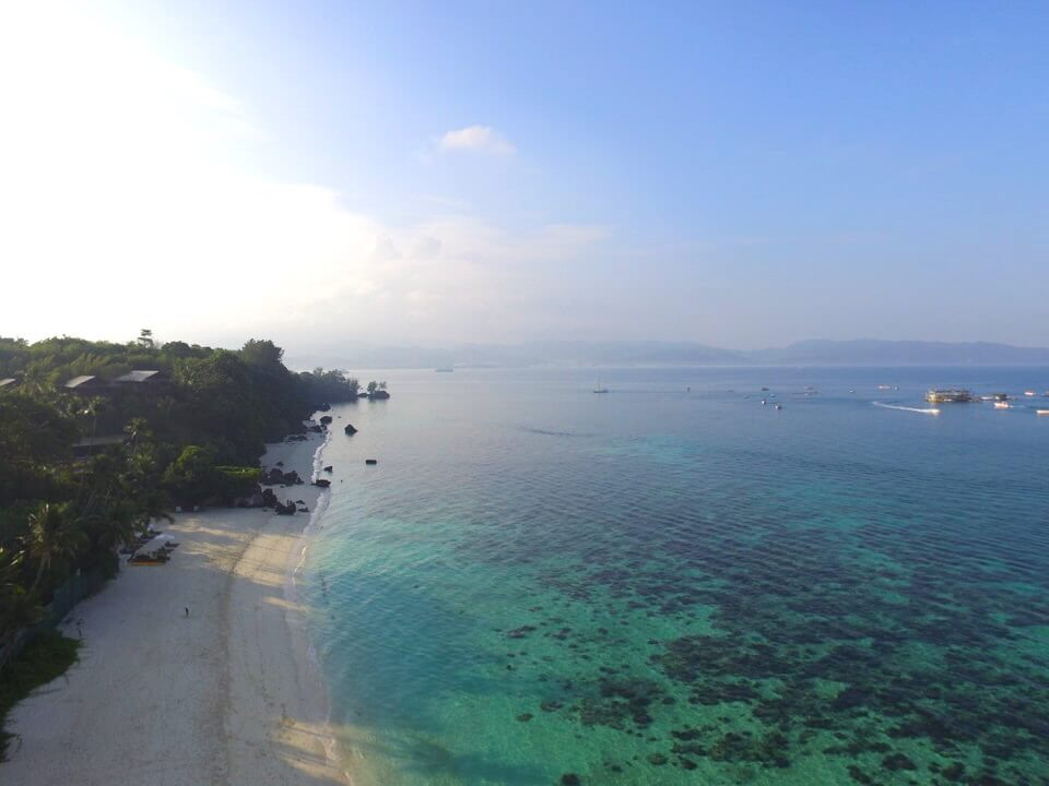 Taking my Drone to Boracay