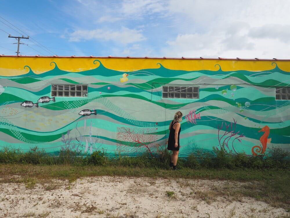Murals in Hobe Sound