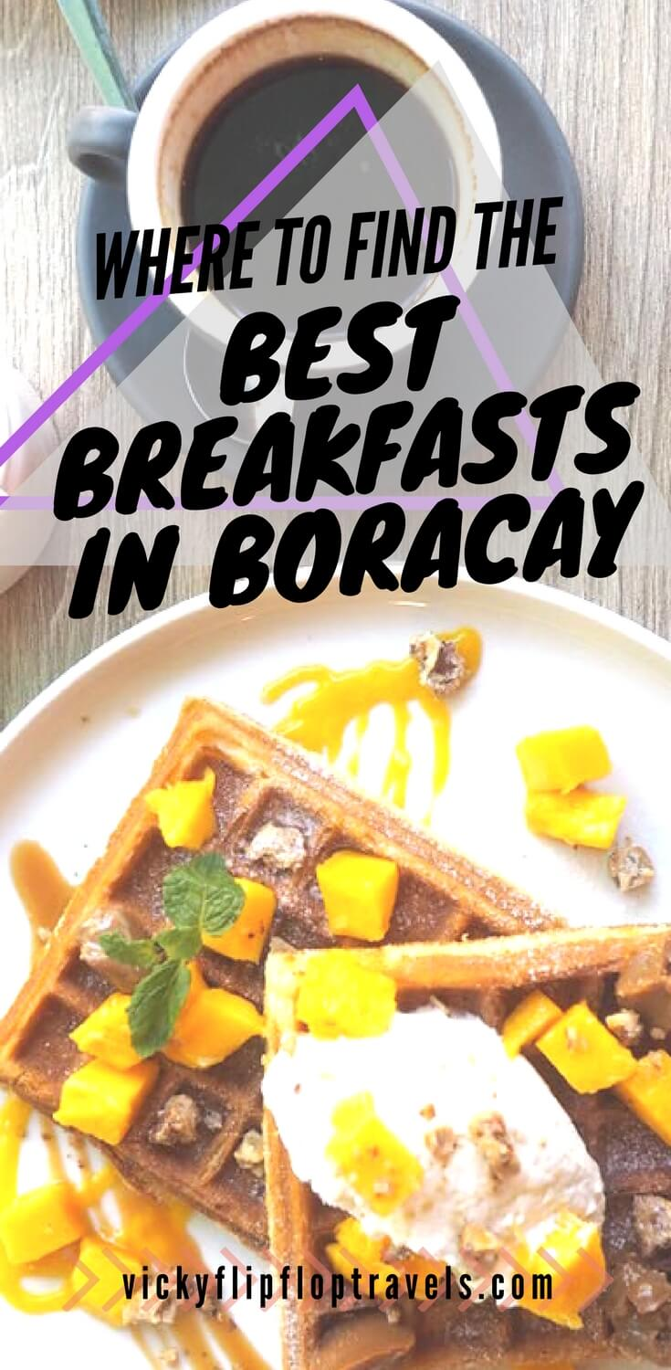 best breakfast in boracay