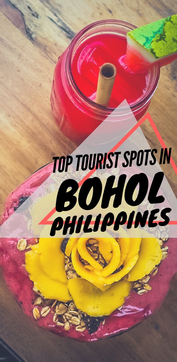 Tourists spots in Bohol