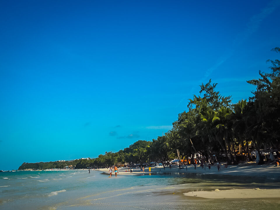 Budget in Boracay
